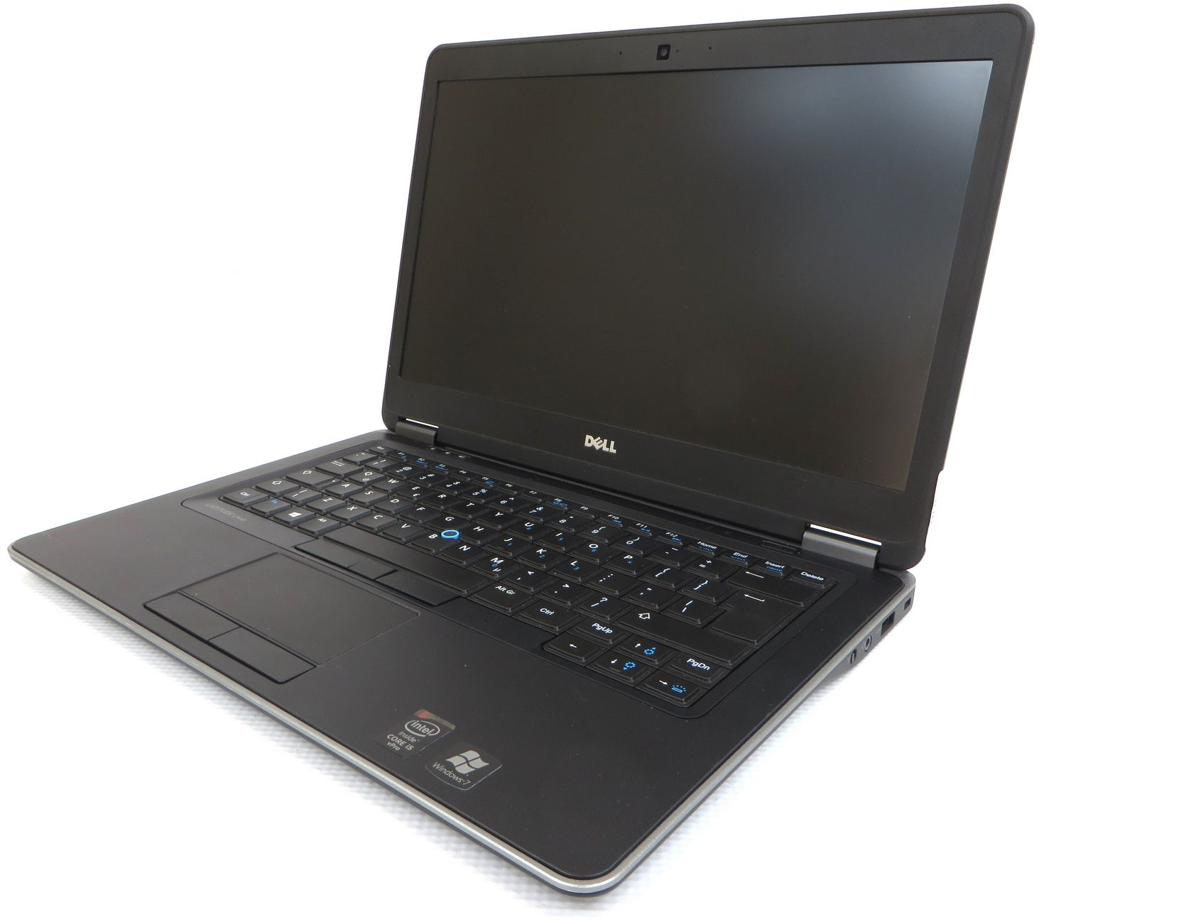 UltraBook DELL Latitude E7440 Full HD i5-4300U 2x 2.90GHz 8GB 120GB SSD HDMI Kamera Windows 7 Pro (Klasa A-)