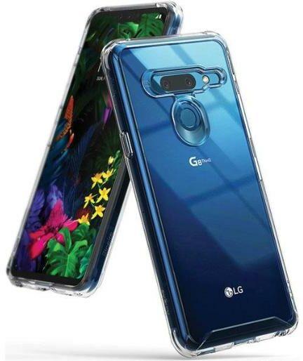 Ringke Fusion LG G8 ThinQ (clear)