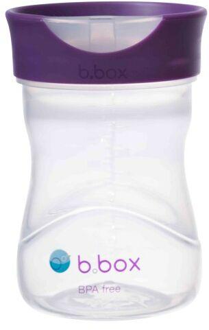 Kubek treningowy 240 ml 12m+ winogronowy b.box