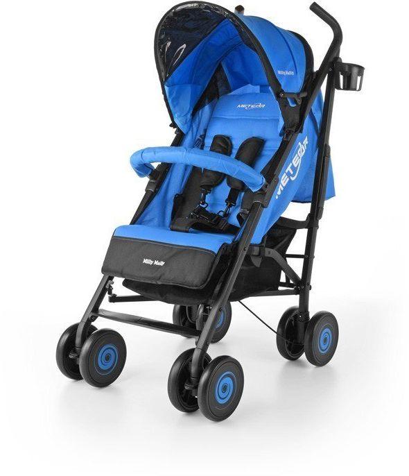 Milly Mally Wózek Meteor Blue