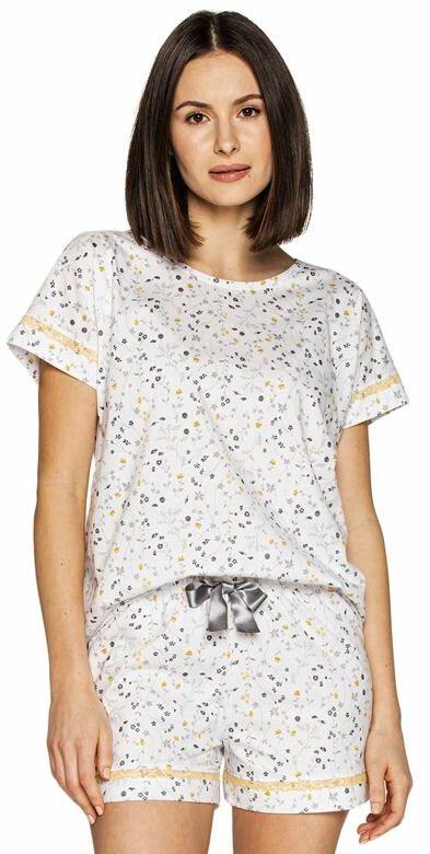 Damska piżama Sofia biała w