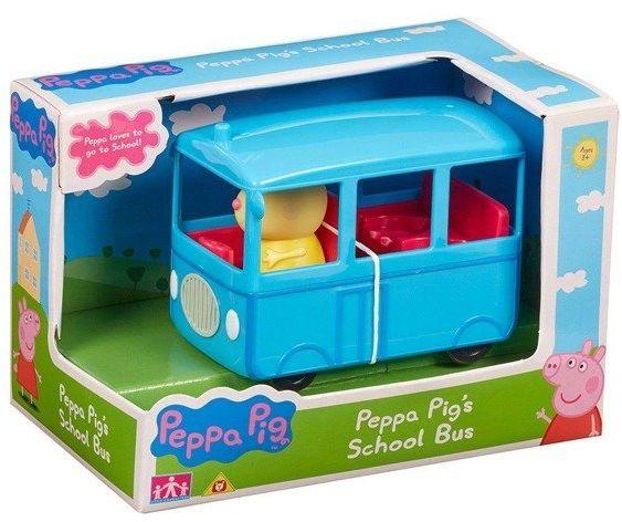 Peppa Pig - Autobus szkolny