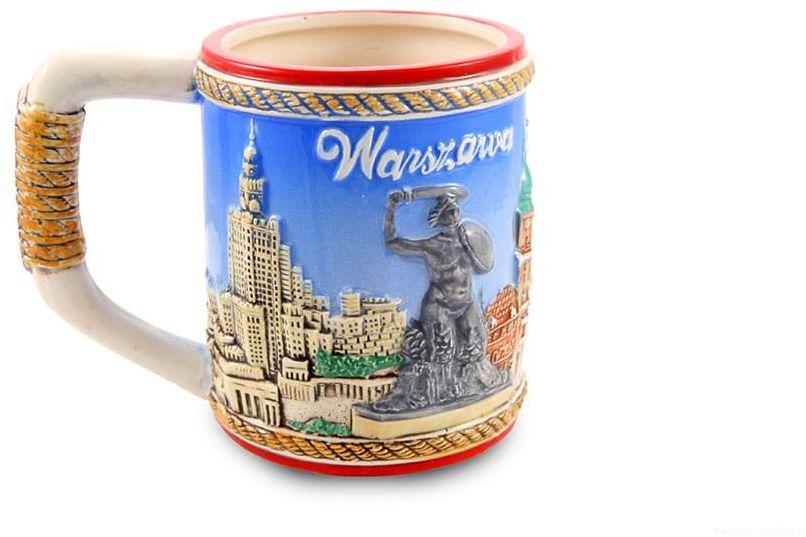 Kubek szkliwiony Warszawa