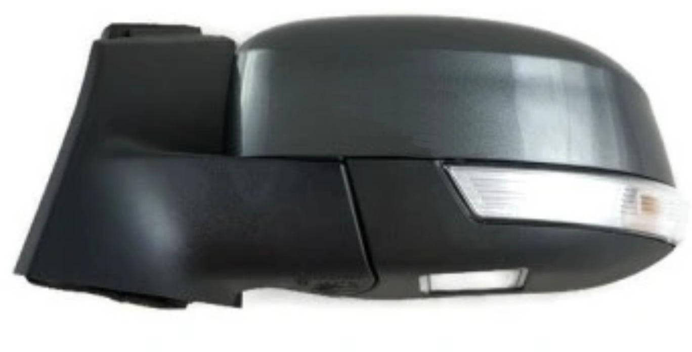 1x Nowe Oryginalne Lusterko Zewnętrzne Kierunkowskazem Ford Focus MK3 III Lift BM5117683YA - TECTONIC SILVER