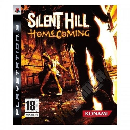 Silent Hill Homecoming PS 3