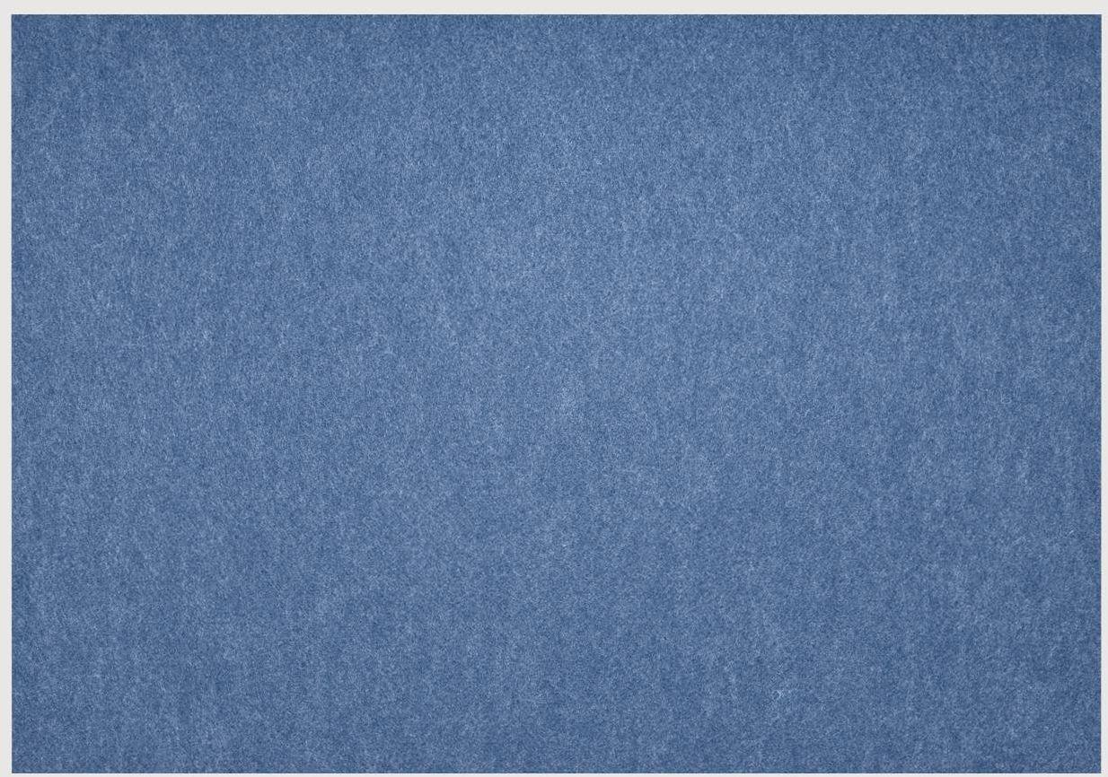 DAFF fiberixx zestaw stołowy, tworzywo sztuczne, niebieski, 42 cm