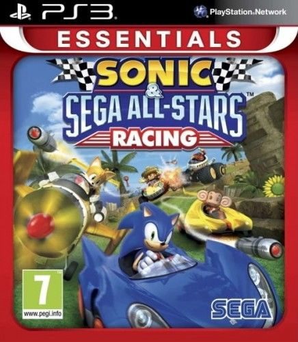 Sonic & SEGA All-Stars Racing PS 3