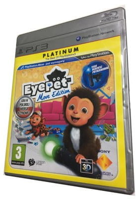 EyePet Move Edition PS 3