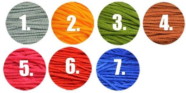 Swarovski MAK-Biżuteria BR527 BRANSOLETKA INFINITY NIESKOŃCZONOŚĆ sznurek