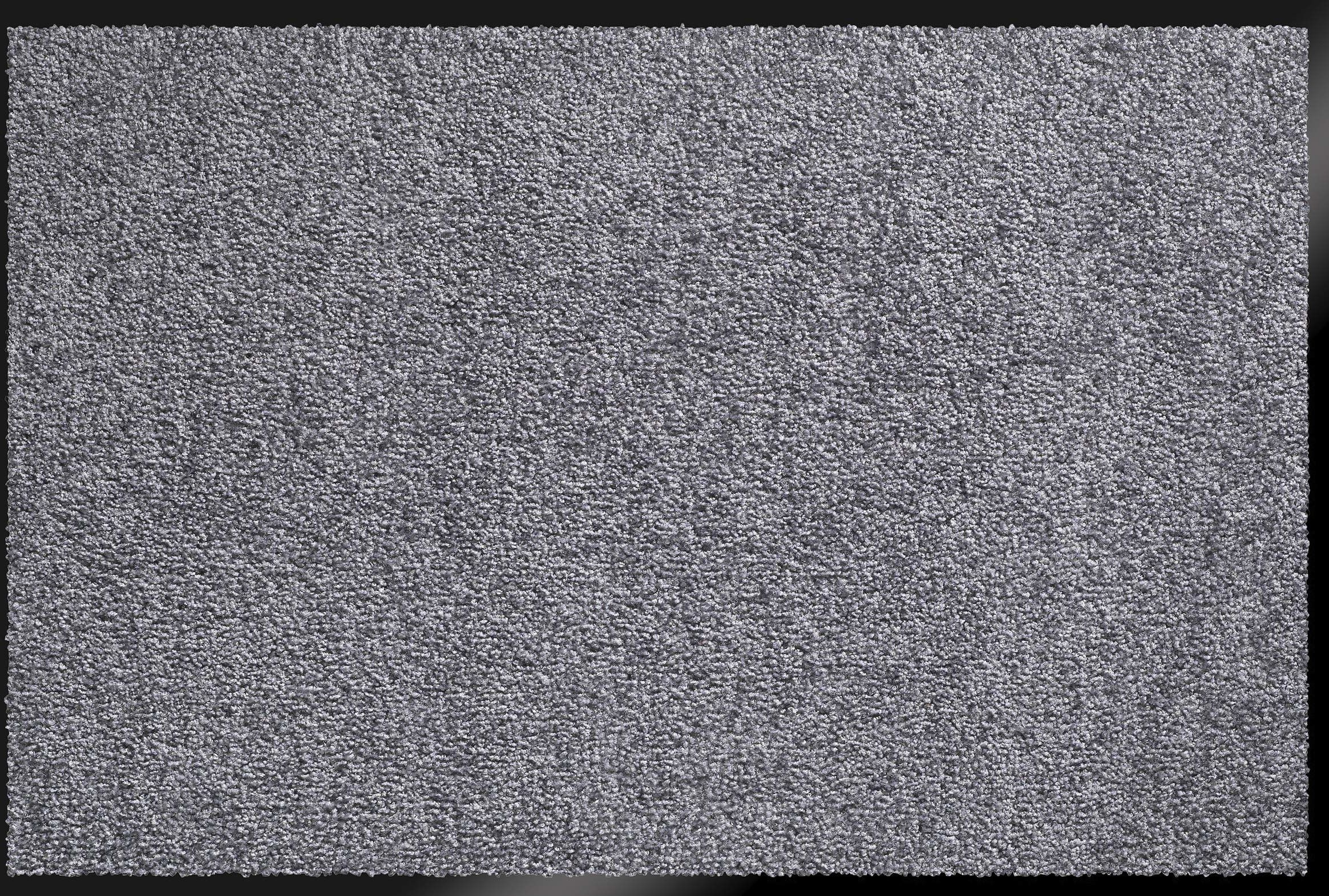Mata identyfikacyjna 8012002 Mirande wycieraczka, włókno nylonowe/guma, wielokolorowy, 120 x 80 x 0,9 cm, szary, 80 x 120 cm