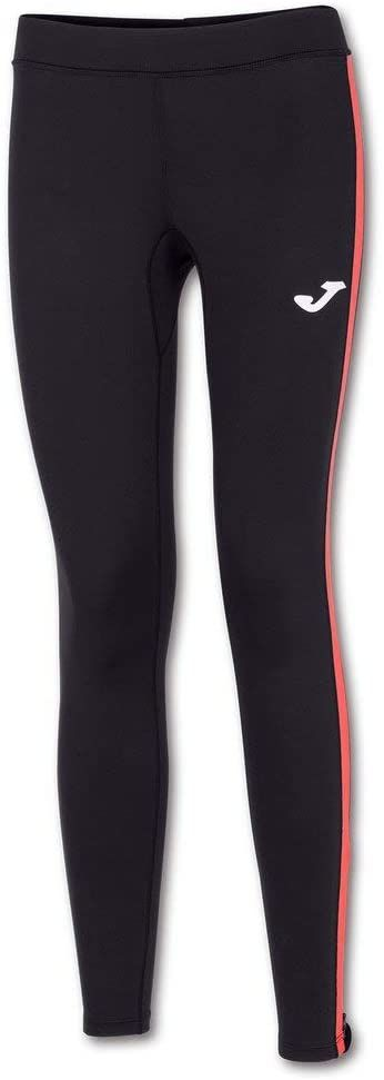 Joma Damskie spodnie sportowe Combi Basic długie spodnie sportowe, czarny koral, 4XS-3XS
