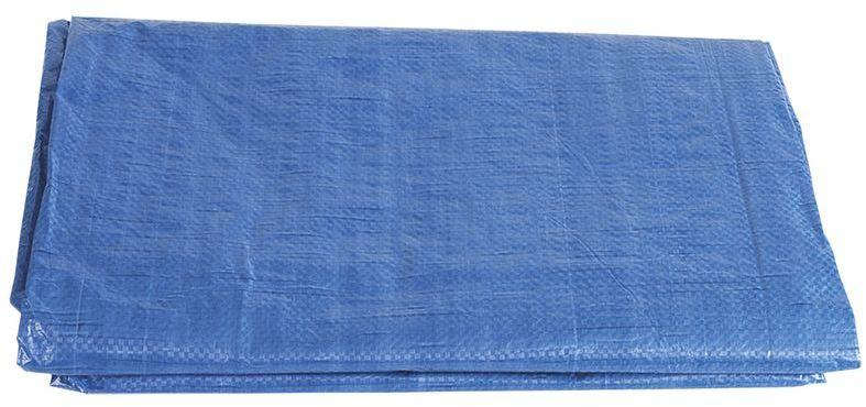 Plandeka 3 x 4 m gradacja 80 g/m2 niebieska 79R355