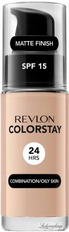 REVLON - COLORSTAY  FOUNDATION - Podkład do cery tłustej i mieszanej - 30 ml - 240 - MEDIUM BEIGE