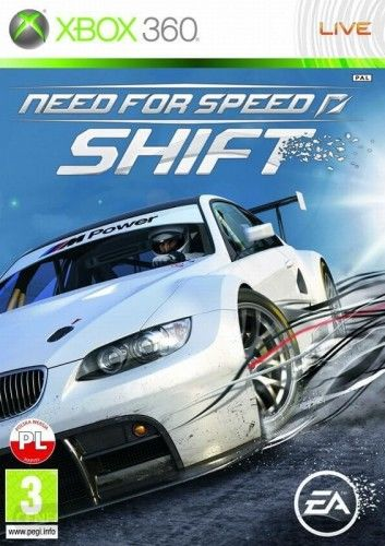 Need For Speed Shift X360