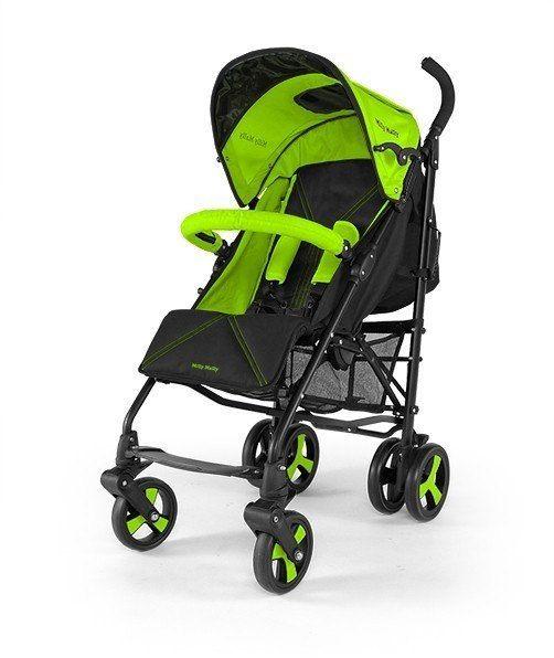 Milly Mally Wózek Royal Green