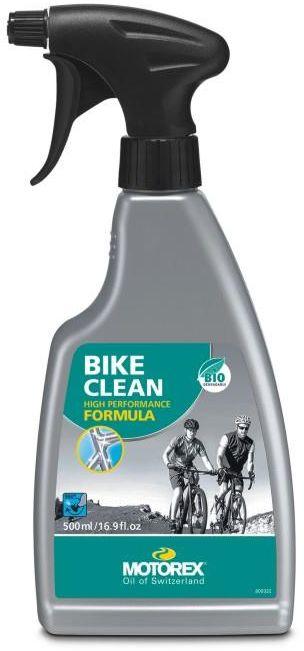 MOTOREX BIKE CLEAN preparat do czyszczenia wszelkich rodzajów zabrudzeń, atomizer 500 ml,7611197115380