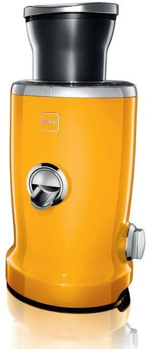 Novis - wyciskarka do soku vita juicer - żółta