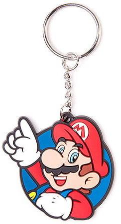 Breloczek do kluczy Nintendo - Mario, Its Me!