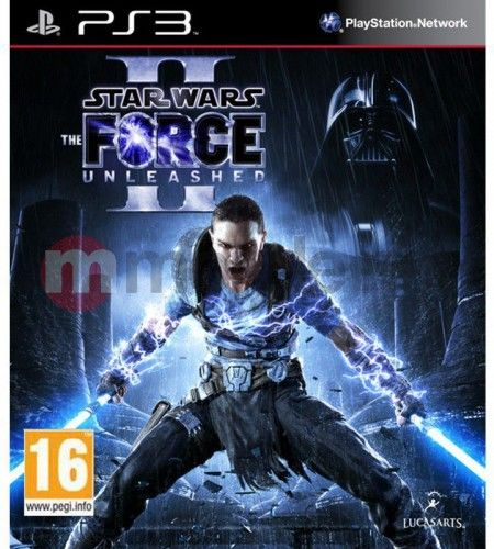 Star Wars The Force Unleashed II PS 3