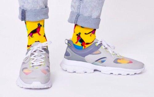 Happy Socks skarpetki SDOG01-2200 r.36-40 PSY Owczarek