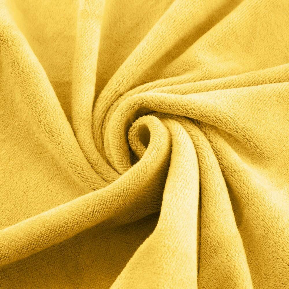Ręcznik Szybkoschnący Amy 70x140 17 żółty 380 g/m2 Eurofirany