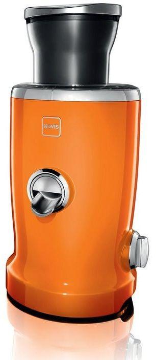 Novis - wyciskarka do soku vita juicer - pomarańczowa