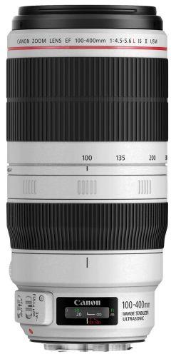 Obiektyw Canon EF 100-400mm f4.5-5.6L IS II USM - zwrot 1050ZŁ przy zakupie z aparatem