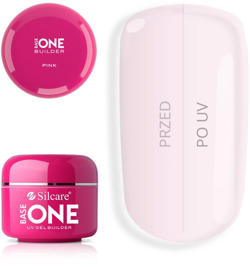Base One Żel UV Pink 30 g