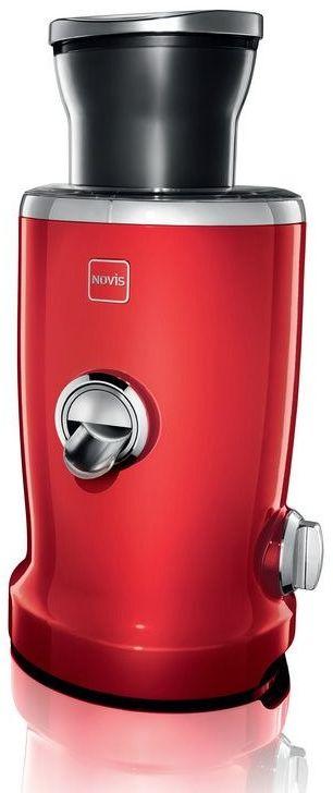Novis - wyciskarka do soku vita juicer - czerwona