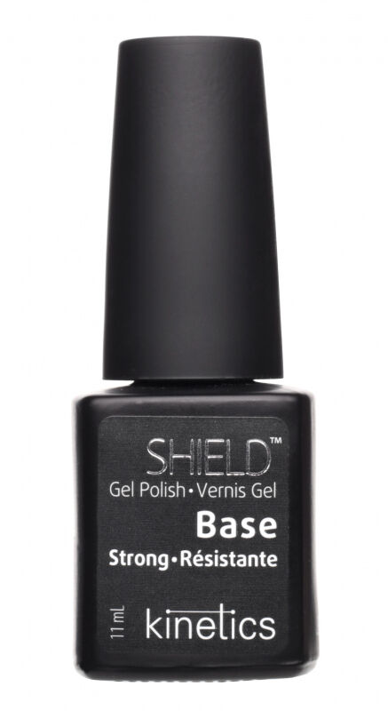 Kinetics - SHIELD Gel Polish Base Strong - Baza pod lakier hybrydowy