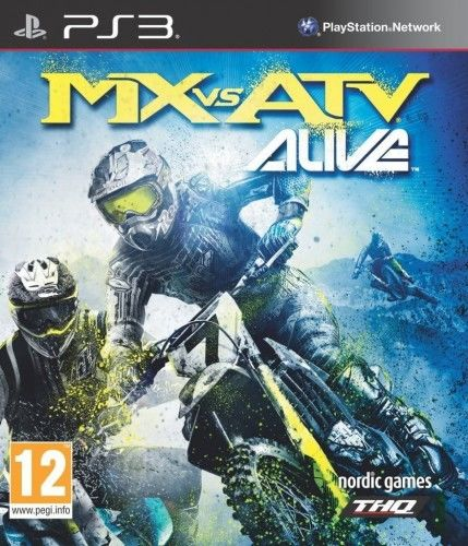 MX vs ATV Alive PS 3