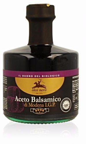 Ocet balsamiczny z Modeny PREMIUM BIO 250 ml Alce Nero