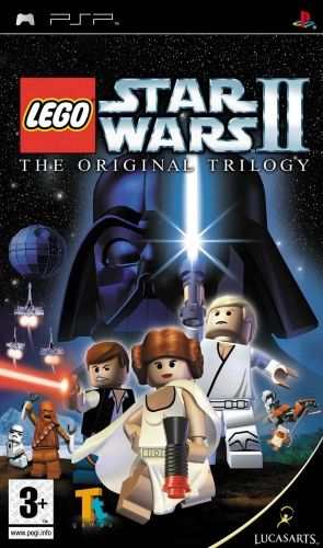 LEGO Star Wars II Original Trilogy PSP