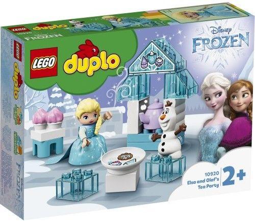 LEGO Duplo Popołudniowa herbatka u Elsy i Olafa 10920