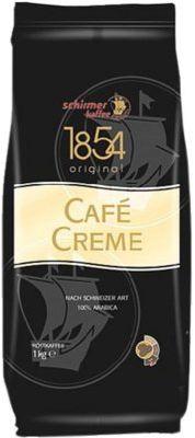 Kawa SCHIRMER Cafe Creme 1 kg. Kup taniej o 40 zł dołączając do Klubu