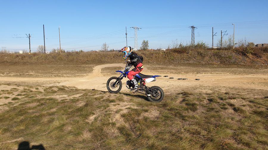 Szkolenie motocross dla dzieci - Katowice