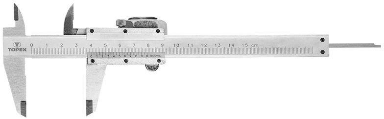 Suwmiarka 150 mm dokładność 0,05 mm 31C615