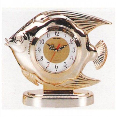 Zegar kominkowy złota rybka