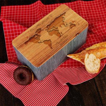 Nasz świat - Chlebak z grawerem