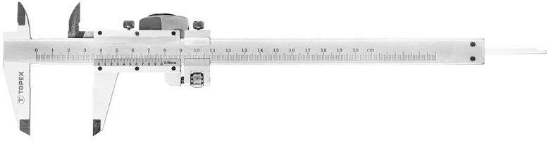 Suwmiarka 200 mm dokładność 0,05 mm 31C616
