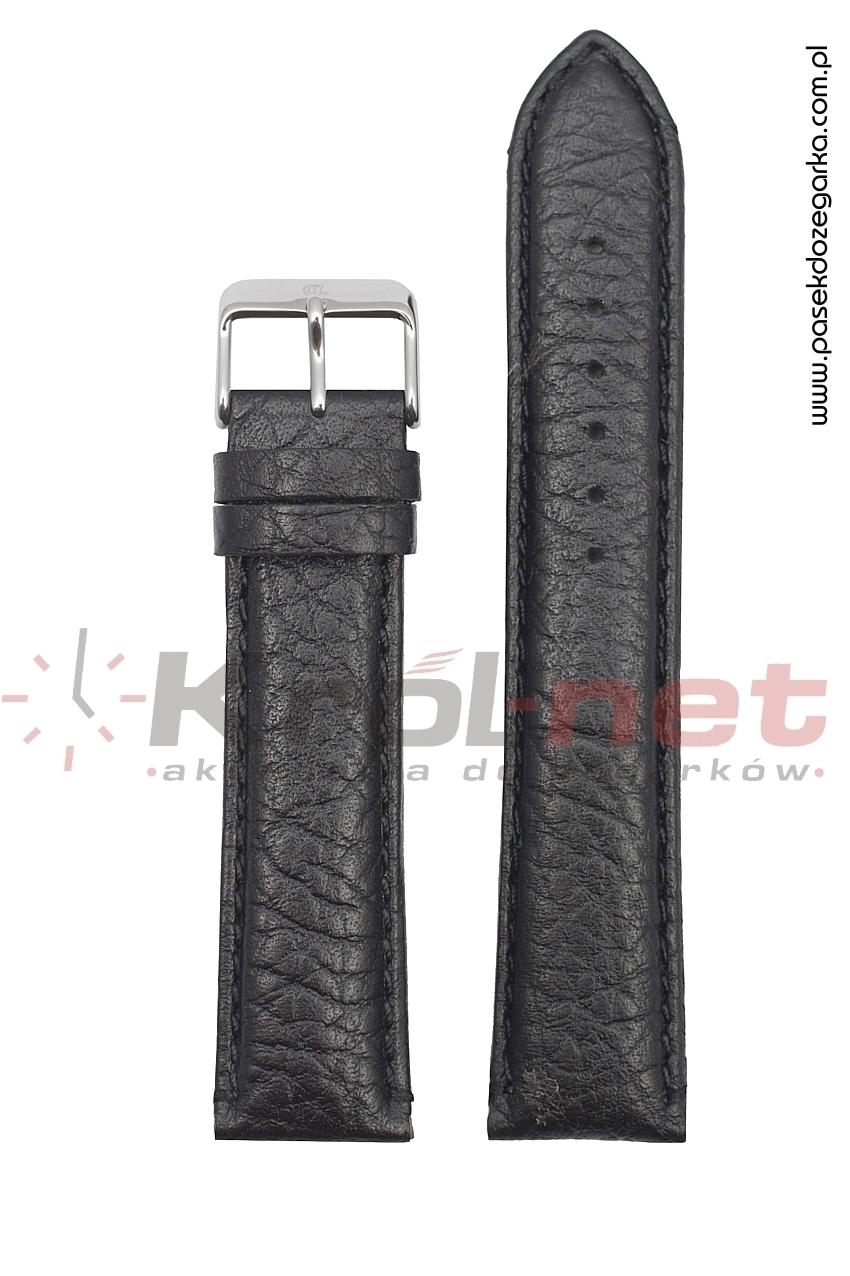 Pasek PA021.3/24 - czarny, long