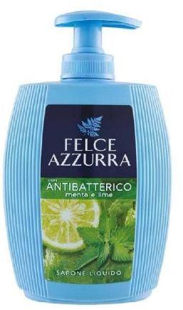 Mydło do rąk antybakteryjne z pompką 300 ml, Felce Azzurra