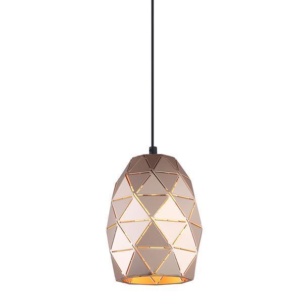 Lampa zwis HARLEY MDM-3480/1 GD - Italux  SPRAWDŹ RABATY  5-10-15-20 % w koszyku