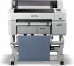 """Epson SureColor SC-T3200PS 24"""" (C11CD66301EB) z podstawą"""