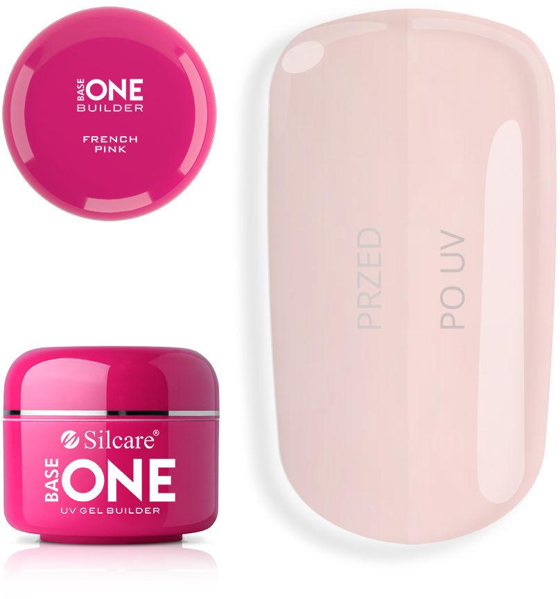 Base One Żel UV French Pink 15 g