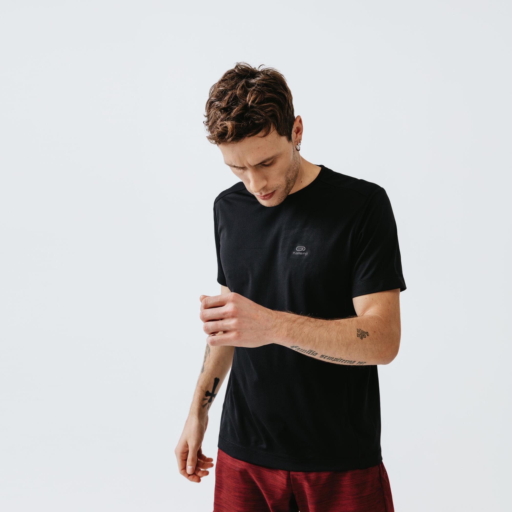 Koszulka Do Biegania Dry Męska