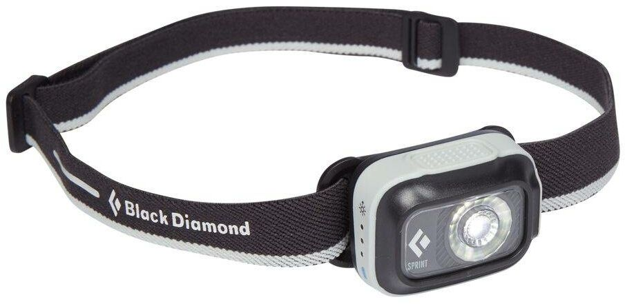 Czołówka do biegania Sprint 225 Black Diamond - aluminium