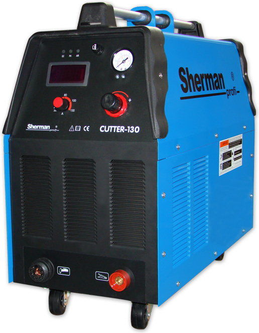 Przecinarka plazmowa CUTTER 130 SHERMAN do 45mm