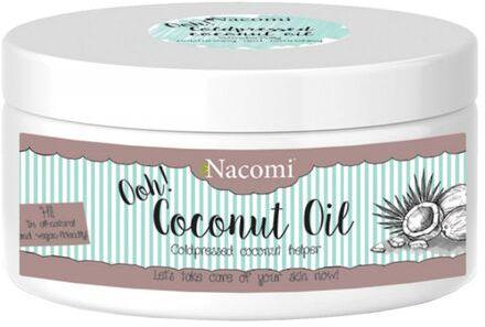 Olej kokosowy nierafinowany, zimnotłoczony Nacomi 100 g