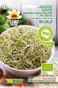Kiełki BIO - Brokuł 10 g